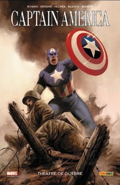 100% Marvel : Captain America vol 04