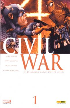 Civil War # 1