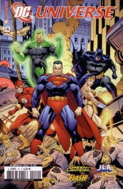 DC Universe # 10