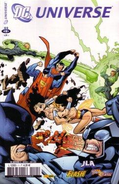 DC Universe # 11