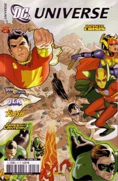 DC Universe # 17