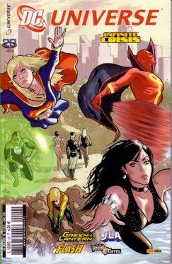 DC Universe # 20