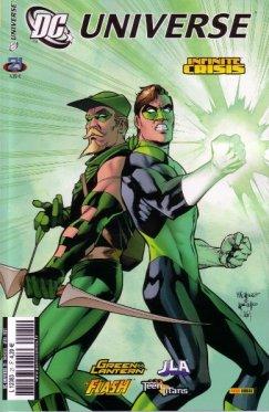DC Universe # 21