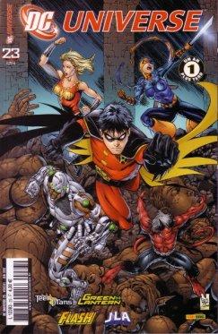 DC Universe # 23