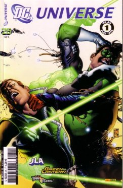 DC Universe # 25