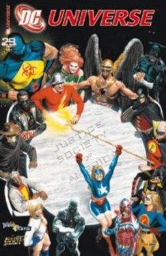 DC Universe # 29