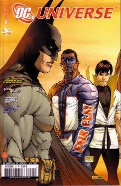 DC Universe # 34