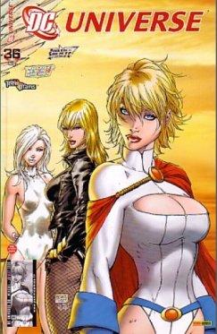 DC Universe # 36
