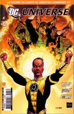 DC Universe # 37