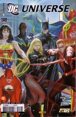 DC Universe # 38