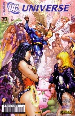 DC Universe # 39