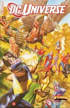 DC Universe # 51