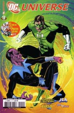 DC Universe # 09