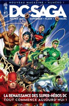 DC Saga # 01