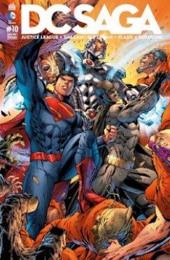 DC Saga # 10