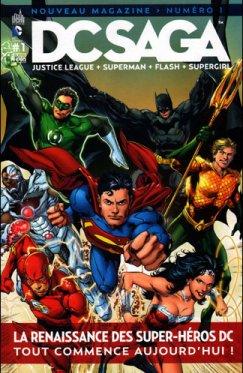 DC Saga # 01 Variant
