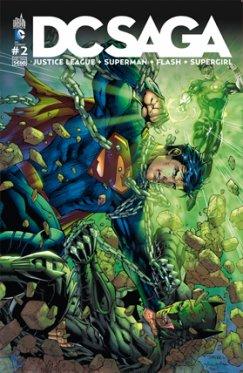 DC Saga # 02