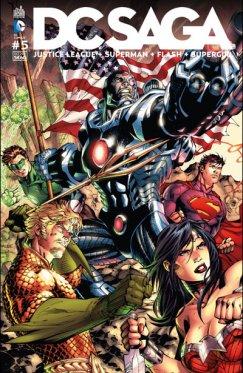 DC Saga # 05