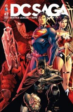 DC Saga # 07