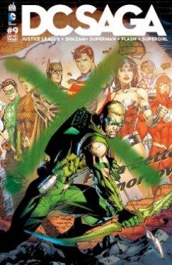 DC Saga # 09
