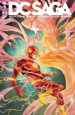 DC Saga # 12