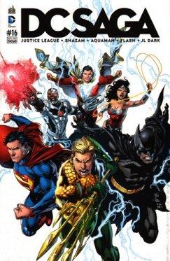 DC Saga # 16
