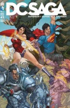 DC Saga Hors Serie # 2