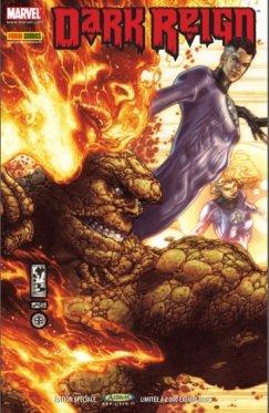 Dark Reign # 06 Variant