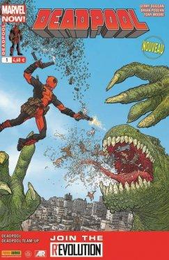 Deadpool vol 3 # 01