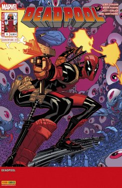 Deadpool vol 3 # 11 Variant