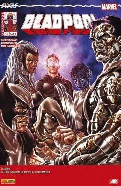 Deadpool vol 3 # 13
