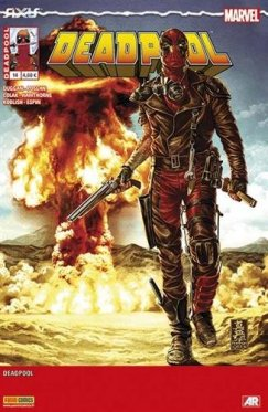 Deadpool vol 3 # 14