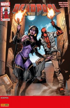 Deadpool vol 3 # 15