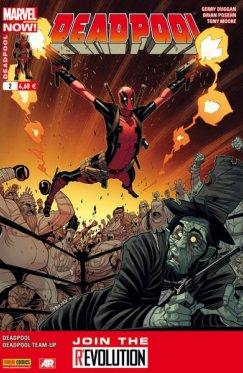 Deadpool vol 3 # 02