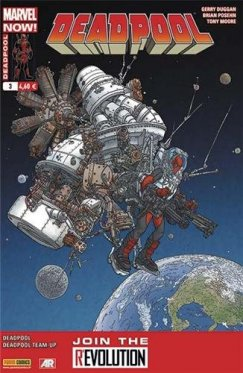 Deadpool vol 3 # 03
