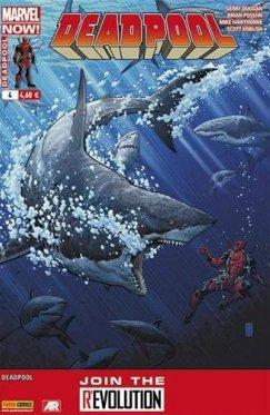 Deadpool vol 3 # 04