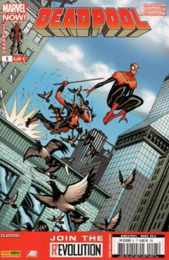 Deadpool vol 3 # 05