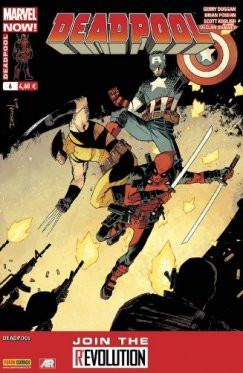 Deadpool vol 3 # 06