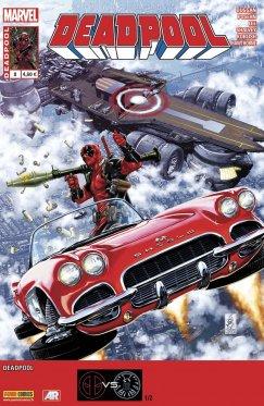 Deadpool vol 3 # 08