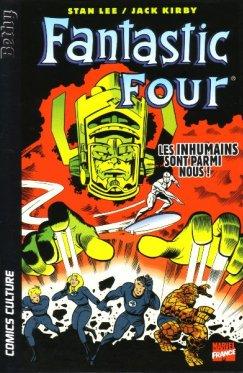Fantastic Four : Les Inhumains sont parmi nous