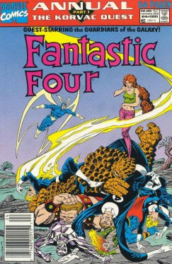 Fantastic Four Annual # 24