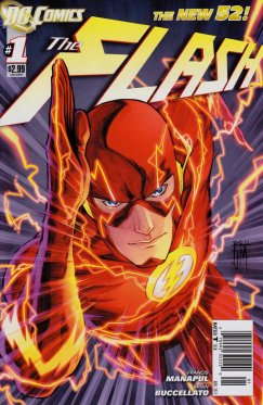 The Flash vol 4 # 01