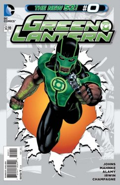 Green Lantern vol 5 # 00