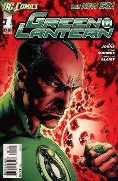 Green Lantern vol 5 # 01