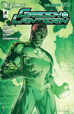 Green Lantern vol 5 # 02 Variant
