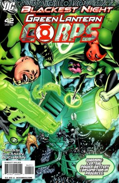 Green Lantern Corps # 42