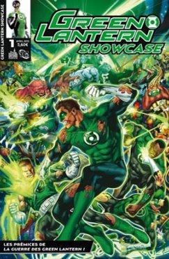 Green Lantern Showcase # 01