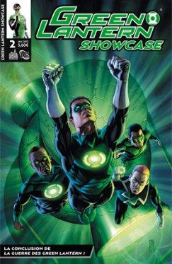 Green Lantern Showcase # 02