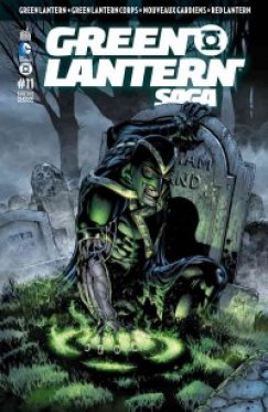 Green Lantern Saga # 11