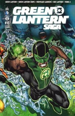 Green Lantern Saga # 15